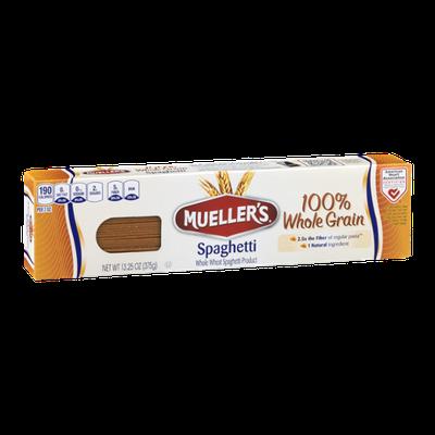 Mueller's Spaghetti 100% Whole Grain