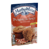 Martha White Muffin Mix Pumpkin Spice