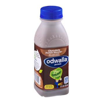 Odwalla® Chocolate Protein Monster Shake