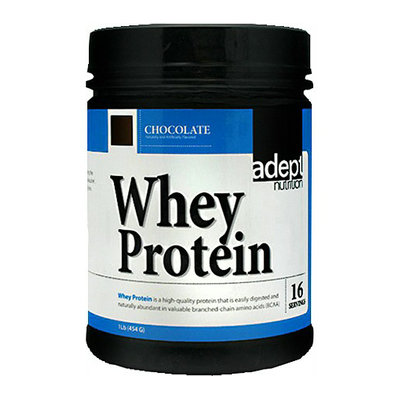 adept nutrition Whey Protein Powder Chocolate