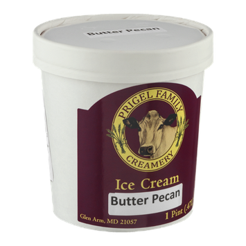 Prigel Family Creamery Ice Cream Butter Pecan