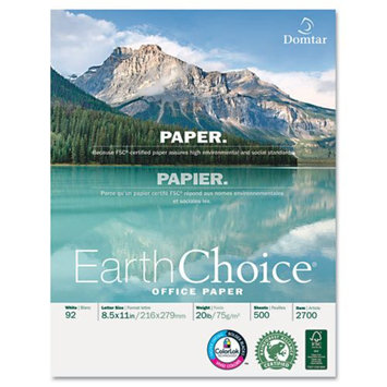 Domtar Earthchoice Office Paper Reams