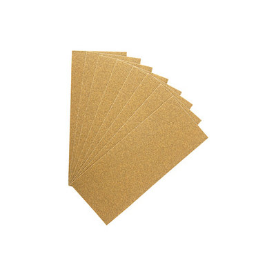 3M 8-Pack 80-Grit 3.66-in W x 9-in L Stripping Sandpaper 423-080G-SBP