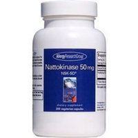 Nattokinase by Allergy Research Group (50 mg - 300 Vegetarian Capsules)