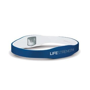 LifeStrength Negative Ion Bracelet, Blue, X-Small