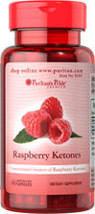 Puritan's Pride 2 Units of Raspberry Ketones 100 mg-60-Capsules