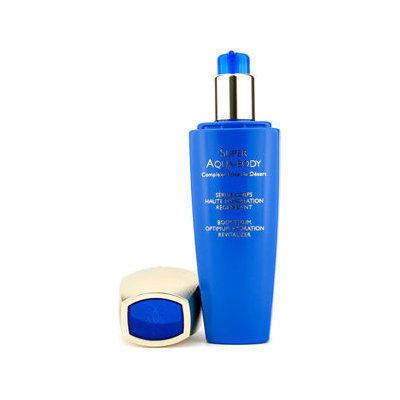 Guerlain Super Aqua Body Serum Opitmum Hydration Revitalizer 200ml/6.8oz