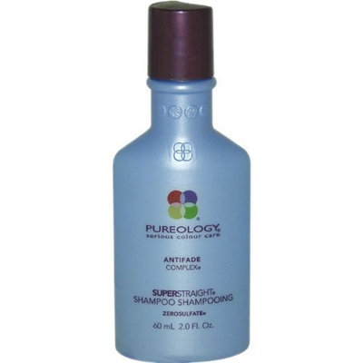 Pureology Super Straight Shampoo - Travel Size, 2 Ounce