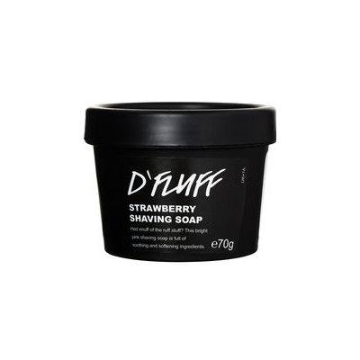 LUSH D'Fluff Shaving