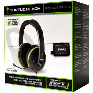 Turtle Beach FG Ear Force DXL1 Headset, Refurbished (Xbox 360/Xbox One)