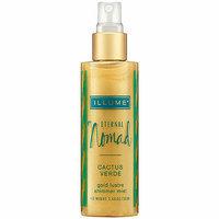 Illume Eternal Nomad Gold Lustre Shimmer Mist Cactus Verde 3.4 oz