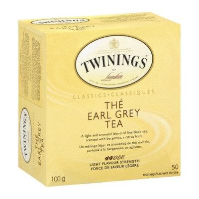 Twinings Earl Grey Tea Bags 50ct