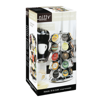 Nifty Solutions Carousel for K-Cups