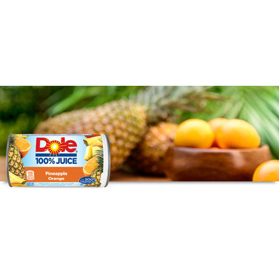 Dole 100% Pineapple Orange Juice