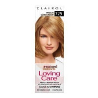 Clairol: Medium Golden Blonde Natural Instincts Loving Care