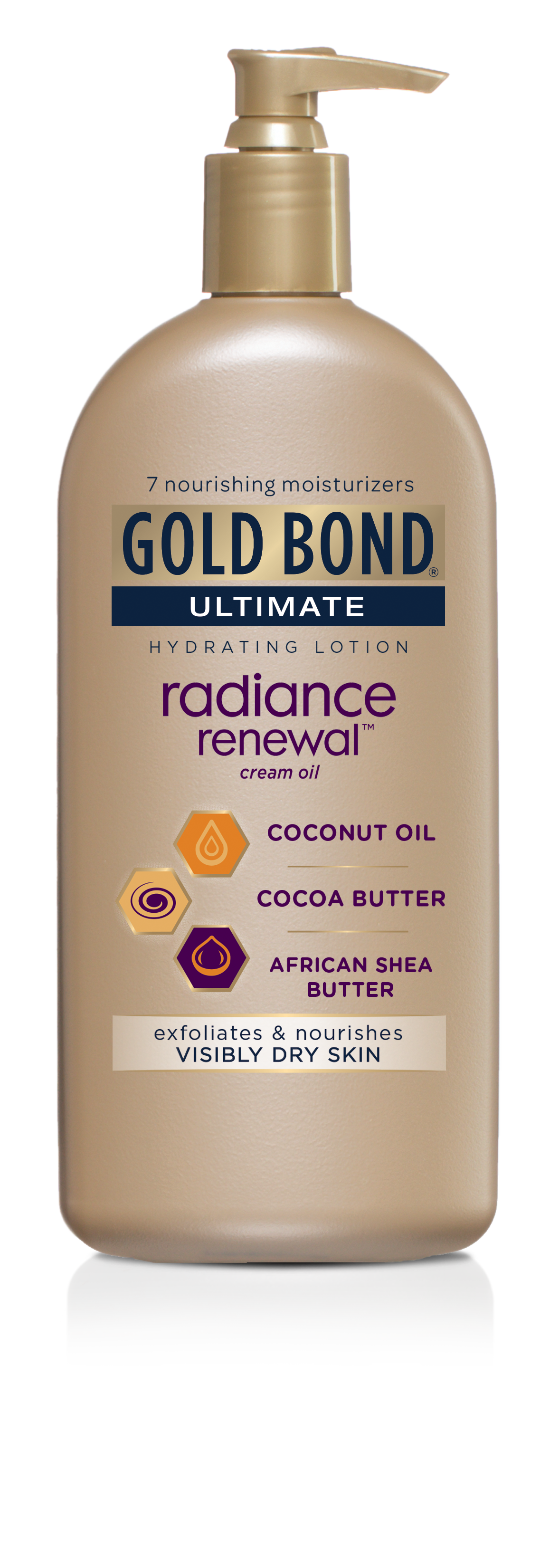 Gold Bond Ultimate Radiance Renewal Lotion