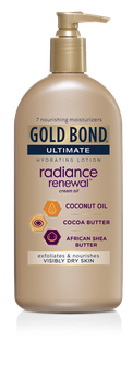 Gold Bond Ultimate Radiance Renewal Lotion