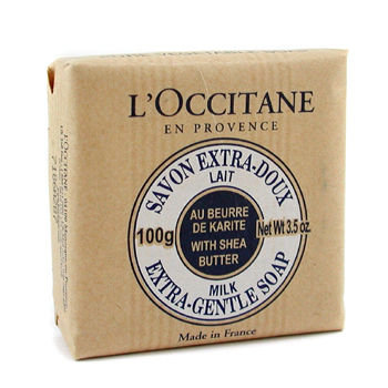 L Occitane L'Occitane Shea Butter Extra Gentle Soap - Milk 100g/3.5oz