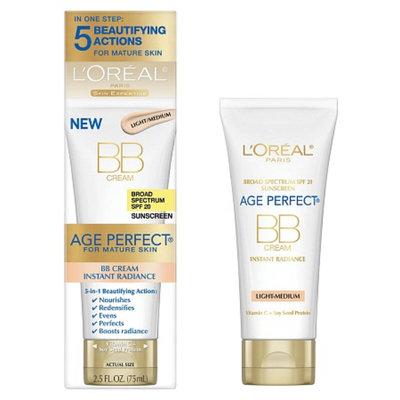 L'Oréal Paris Age Perfect® BB Cream Instant Radiance