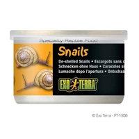 Exo-terra Exo Terra Reptiles Canned Food, Unshelled Snails, 1.7-Ounce