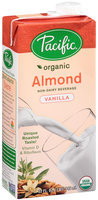 Pacific Organic Almond - Vanilla