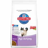 Hill's Science Diet Senior Age Defying Dry Cat Food