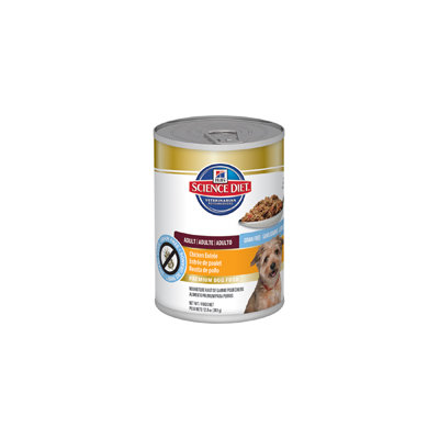 Hills Pet Nutrition Science Diet Grain Free Chicken Can Dog Food 12pk