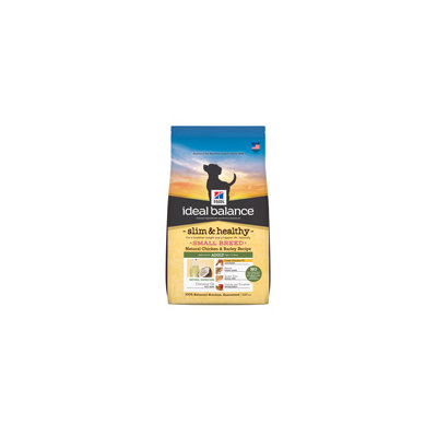 Hill's Ideal Balance Hills Ideal Balance Slim and Healthy Chicken and Barley Small Breed Adult Dog Food