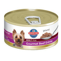 Science Diet Adult Advanced Fitness Canned Dog Food - Beef 5.8 oz
