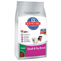 Hill's Science Diet Small & Toy Breed Puppy Dry Dog Food