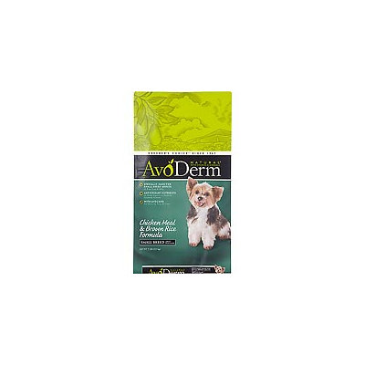 Avoderm Natural Small Breed Dog - Chicken & Brown Rice