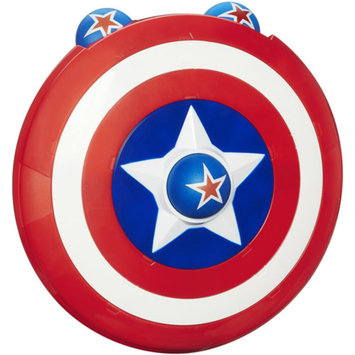 SUPER HERO ADVENTURE Playskool Heroes Marvel Super Hero Adventures Captain America Shield Launcher