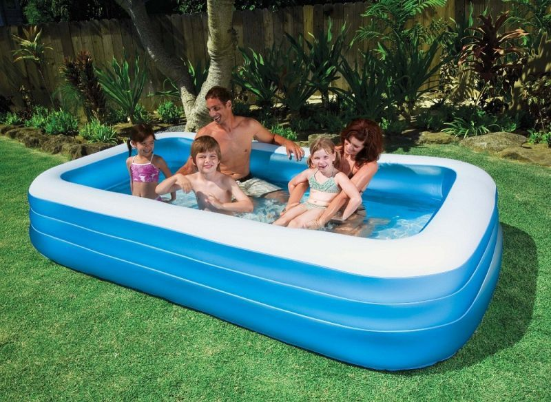 Intex Recreation Inflatable Recreational Pool