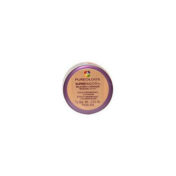 Pureology U-HC-5723 Super Smooth Relaxing Hair Masque - 0. 25 oz - Masque