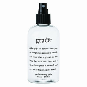 philosophy inner grace perfumed body spritz