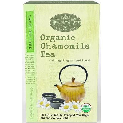 Hedgerow & Kent Organic Chamomile Tea-20 Bags