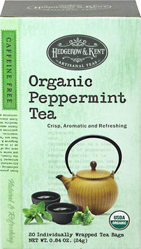 Hedgerow & Kent Organic Peppermint Tea-20 Bags