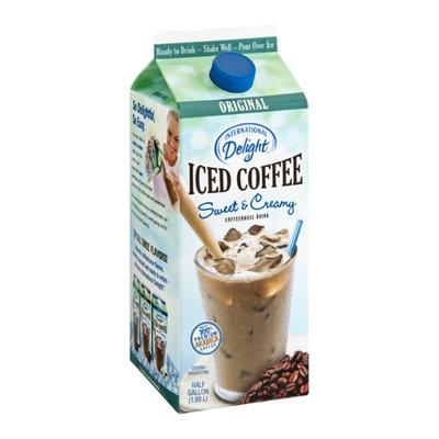 International Delight Sweet & Creamy Original Iced Coffee Drink