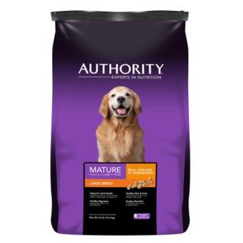AuthorityA Large Breed Mature Dog Food