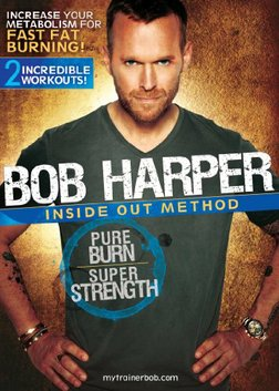 Bob Harper's Pure Burn Super Strength
