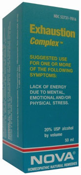 Nova Homeopathic Exhaustion Complex 1.7 OZ