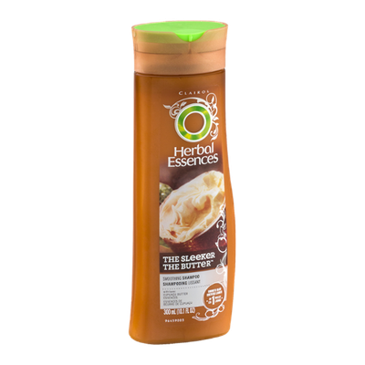 Clairol Herbal Essences The Sleeker The Butter Smoothing Shampoo