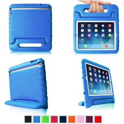 Fintie Light Weight Shock Proof Convertible Handle Stand Cover Case Kids Friendly for Apple iPad Air / iPad 5, Blue