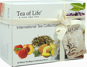 Tea of Life International Tea Collection-24 Bags
