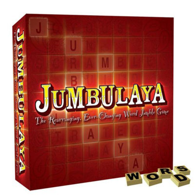 Platypus Games Jumbulaya Word Game