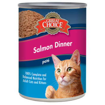 Grreat ChoiceA Pate Adult Cat Food
