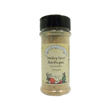 Lizzie's Kitchen Sundried Tomato Seasoning & Pesto, 2.60 Ounce Plastic Jar
