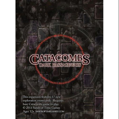 Catacombs: Dark Passageways