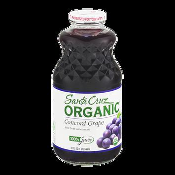 Santa Cruz Organic Concord Grape Juice