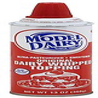 Model Dairy Original Dairy Whipped Topping, 13 oz